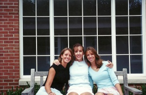 Bluffton - Court, Steph and mom