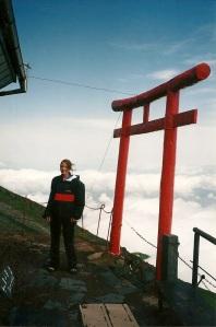Japan 2003 - Mt Fuji
