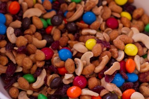 Best Trail mix ever! Recipe